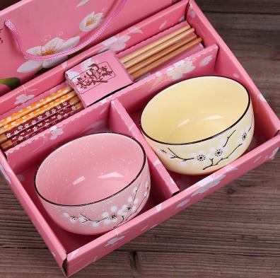 生日浪漫礼品伴手礼奖励实用碗筷